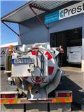 Hvitved Larsen Slamsugningsbil, 2007, Sewage disposal Trucks