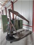 Dispozitiv de ridicare hidraulica, Pomoćne mašine
