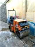 Hamm HD 10, 2006, Twin drum rollers