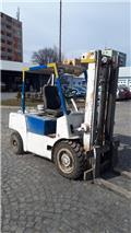Da Ros DV1792.33, 1997, Diesel gaffeltrucks