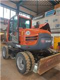 Schaeff TW 95, 2018, Wheeled excavators