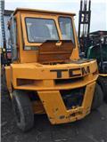 TCM FD60, Diesel Stapler