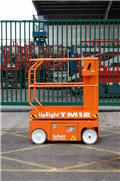 Upright TM12, 2007, Personnel lifts