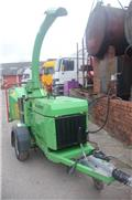 Greenmech Arbourist 150, 2014, Wood chippers