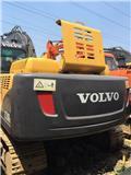 Volvo EC 210 B LC, 2016, Excavadoras sobre orugas