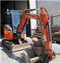 Hitachi ZX 26 U-5, 2017, Mini excavadoras < 7t
