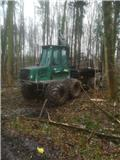 Timberjack 1110C, 2000, Forwardery