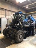 Doosan DX165 W, 2018, Excavadoras de ruedas