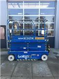 Upright X32N, 2007, Scissor lifts