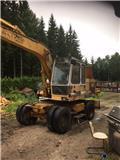 Liebherr A 902, 1988, Wheeled excavators