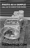 Volvo EC 28, Kotak Gear
