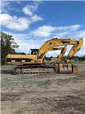 Caterpillar 330 D L, 2007, Crawler excavators