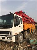 Isuzu 42M, 2008, Concrete pumps