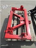 Granit adateri euro/3-piste, Muut kuormaus- ja kaivuulaitteet sekä lisävarusteet