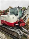 Takeuchi TB285, 2013, Mini excavators  7t - 12t