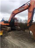 Doosan DX 300 LC-5, 2017, Crawler excavators