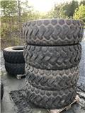 Michelin 4st 17,5R25 XHA däck 4500:-/st, Renkaat