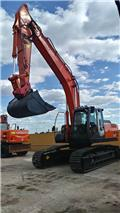 Hitachi ZX 280 LC N-3, 2011, Crawler excavators