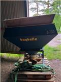 Bogballe B 700, Rasipači mineralnog  gnojiva