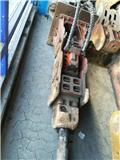 Hammer Hammer, Hydraulik / Trykluft hammere