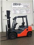 Toyota 02-8 FD F 25, 2014, Diesel Forklifts