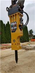 OSA HB4000 38-60t | Hydraulikhammer, 2020, Hammers / Breakers