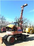Komatsu PW 95, 2004, Wheeled excavators
