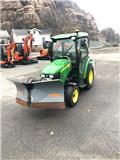 John Deere 3720, 2010, Naudoti kompaktiški traktoriai