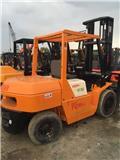 TCM FD50, 2014, Diesel gaffeltrucks