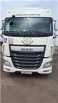 DAF XF440, 2016, Wood chip trucks
