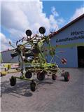 CLAAS Volto 1320 T, 2012, Obračalniki in zgrabljalniki