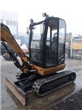 Caterpillar 302.7 D CR, 2014, Mini excavators < 7t (Mini diggers)
