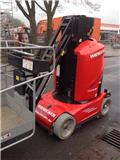 Manitou 100 VJR, 2016, Vertical mast lifts