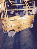 Haulotte Compact 8, 2001, Nacelle ciseaux