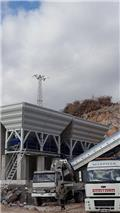 Boratas Machinery 120 m3 Concrete Batching Plant، 2019، خلاطات خرسانة
