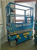 Genie GS 1530, 2008, Šķerveida pacēlāji