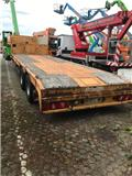 Langendorf SATVL 20/29, 1994, Low loader-semi-trailers