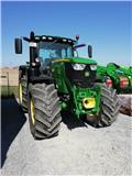 John Deere 6215 R, 2018, Traktoren
