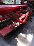 Kuhn rotorharve HR4000, Harvar