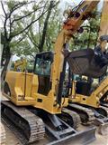 Caterpillar 307 D, 2019, Mini excavators  7t - 12t