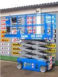 Genie GS 1932, 2007, Plataformas tijera