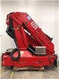 HMF 4220, 2007, Otras máquinas de elevación