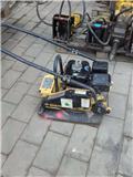 Bomag BVP 18/45, 2014, Placas compactadoras