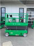 KB-Lift S-100W, NEW 10m electric scissor lift, warranty, 2019, Radne platforme na makaze