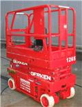 Genie GS 1930, 2001, Scissor Lifts