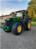 John Deere 7230 R, 2013, Traktoren