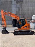 Doosan DX 140 LCR-3, 2013, Crawler excavators
