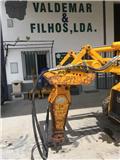JCB 980/885, 2005, Martelos Hidráulicos