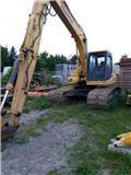 Komatsu PC150, 2000, Crawler excavators