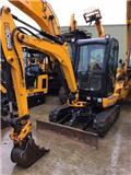 JCB 8026, 2017, Mini excavators < 7t (Mini diggers)
